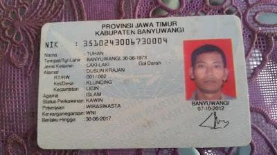 5 Nama Orang Yang Paling Unik di Indonesia