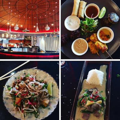 Seaham Hall Spa Restaurant