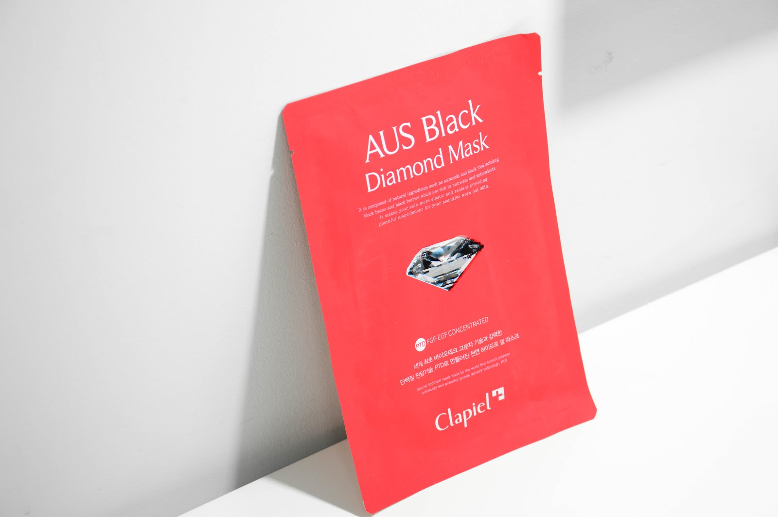 Clapiel AUS Black Diamond Mask review