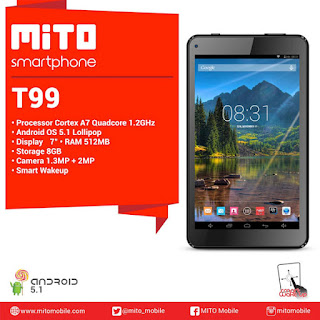 Flash Mito T99 Via ResearchDownload Tool - Mengatasi Bootloop