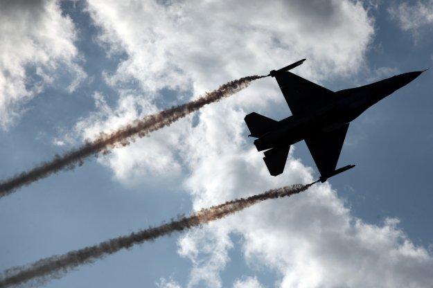 Τουρκικά αεροσκάφη F-16 πέταξαν πάνω από ελληνικό νησί στο Αιγαίο