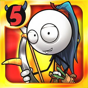 Cartoon Defense 5 Mod Apk v1.1.2 Unlimited Everything