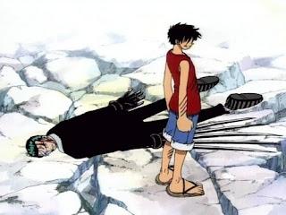 10 Top Pertarungan Paling Seru Monkey D. Luffy