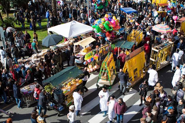 Festa di Sant'Agata a Catania-Giro esterno-Processione