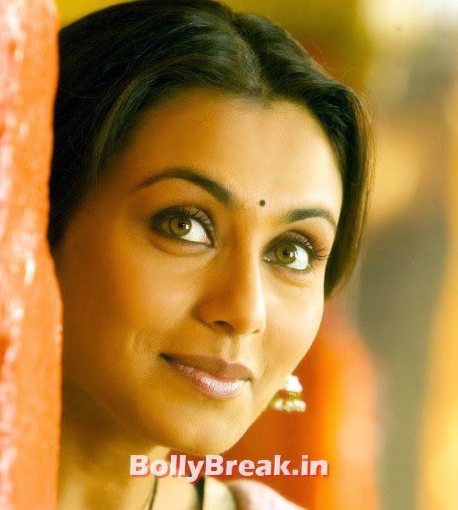 Rani Mukerji, Bollywood Eye makeup - Pictures of Actresses Eyes - Tips, Eye Color