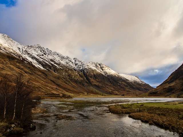 Photo of Loch Achtriochtan at Glencoe