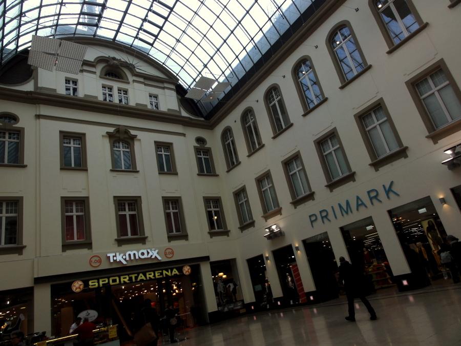 Karlsruhe Shopping Mall