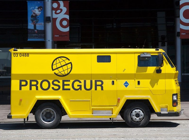 Prosegur Armored Car
