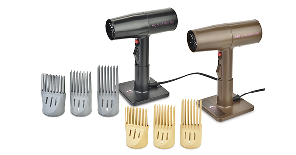 MC Professional Hot-N-Happy Hair Tool with Secure Combs