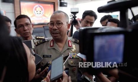 Ikut Pilkada, Tiga Jenderal Polri Belum Mengundurkan Diri