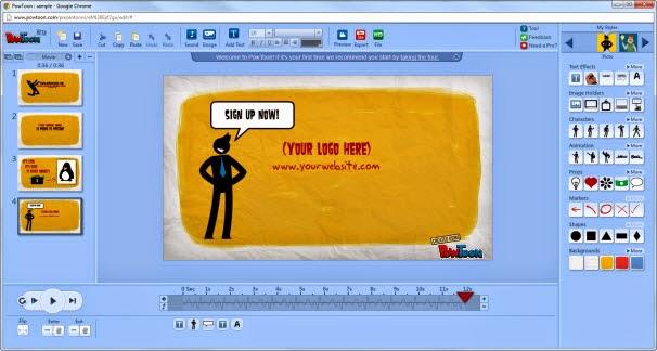 10 Melhores Ferramentas online para criar vídeos animados
