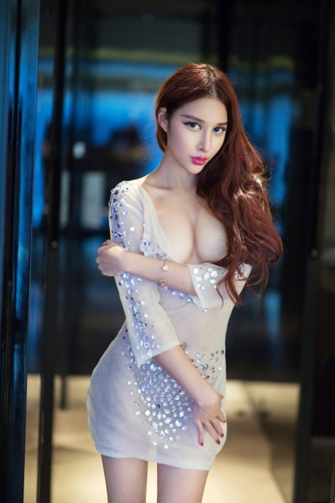 %25C2%25B1 %25C2%25B1 19 - Model Nude TUIGIRL NO.49 Beauty Body Tits