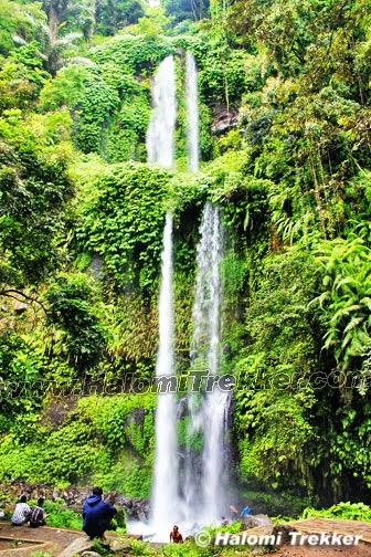 Sendang Gile Waterfall Senaru