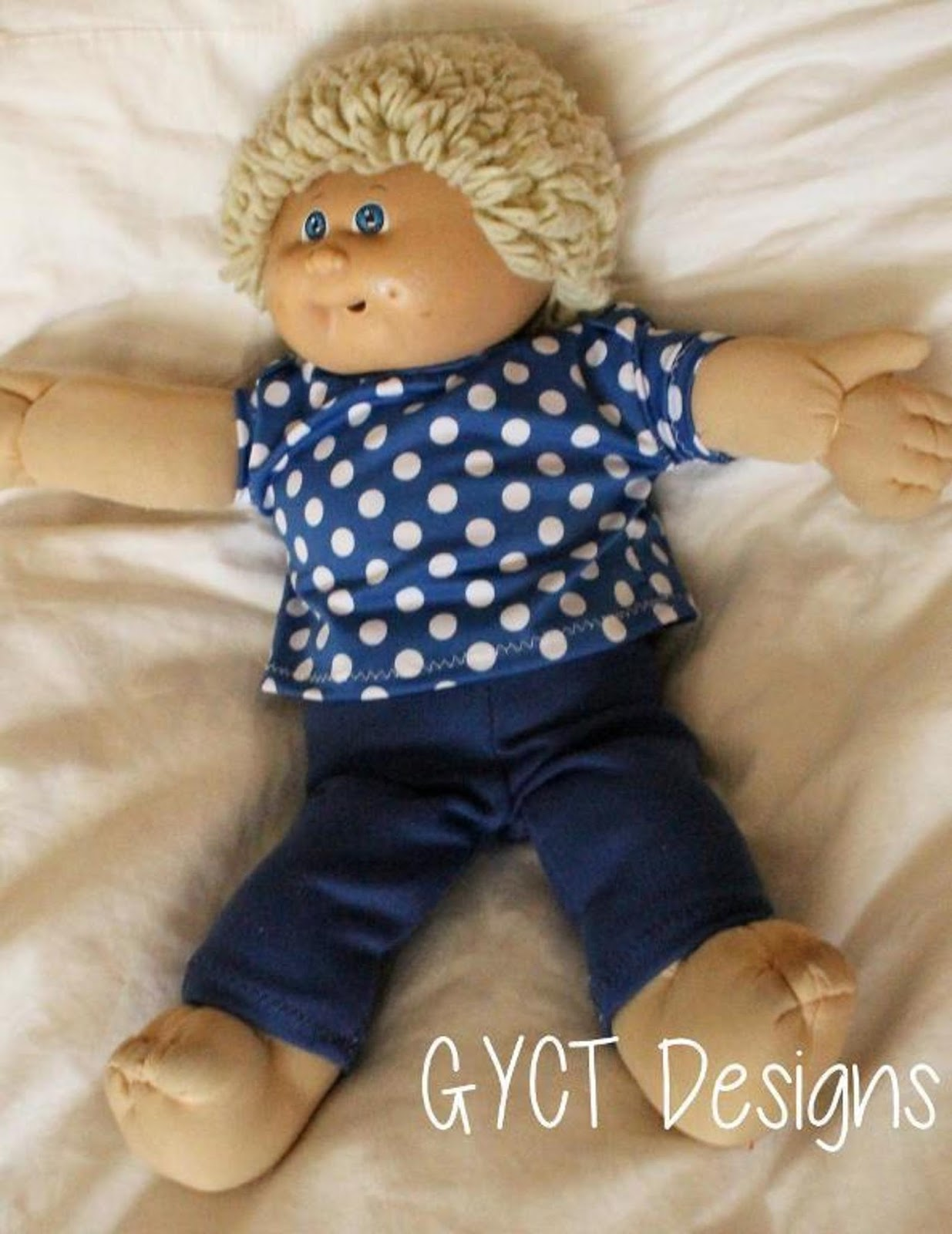 Karen mom of three 39 s craft blog for 5 inch baby dolls for crafts