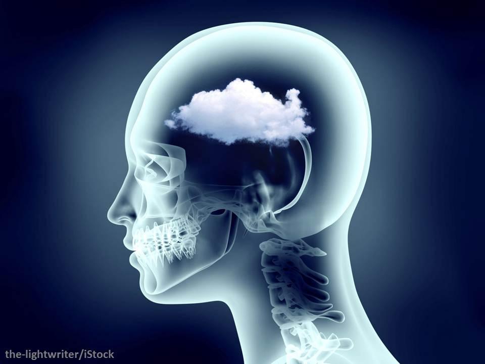 الرجل الذي عاش طبيعياً بِعَشرة بالمئة من الدماغ !
