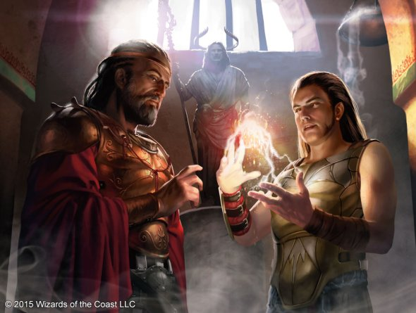 Chris Rallis deviantart ilustrações fantasia games wizard of the coast magic the gathering mtg