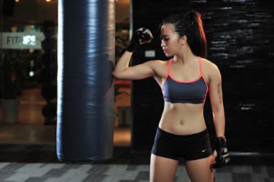 tập boxing giúp giảm cân hiệu quả