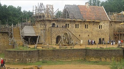 Chateau de Guedelon: Modern-Day Castle Building In France
