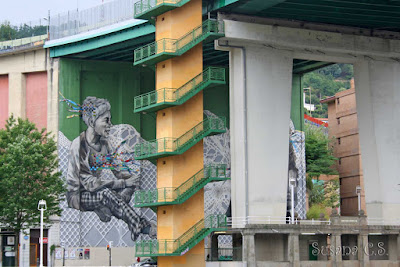 Bilbao - Arte Urbano II