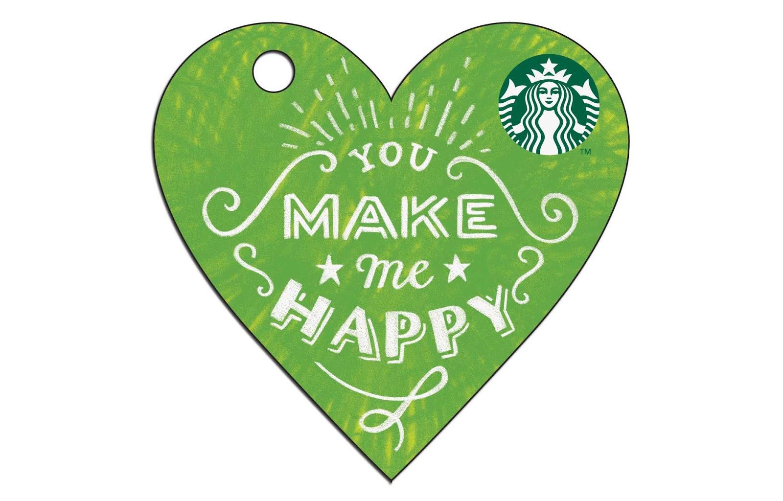 Starbucks Card 2017