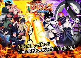 Naruto Ninja coming Super 3D
