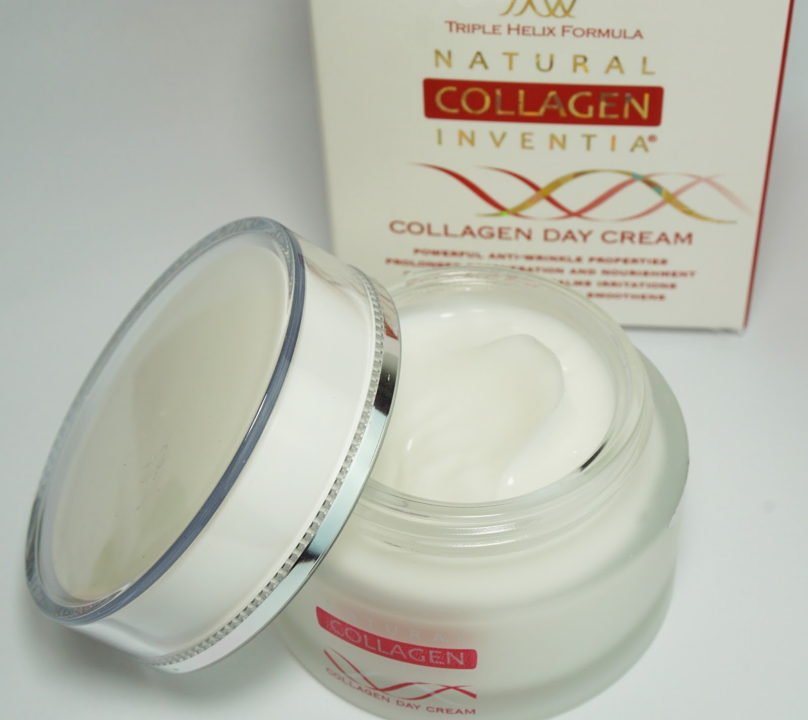 Natural Collagen Inventia - Tagescreme