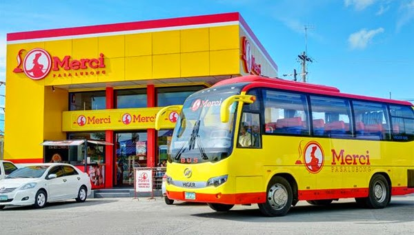 Merzci pasalubong store - BREDCO