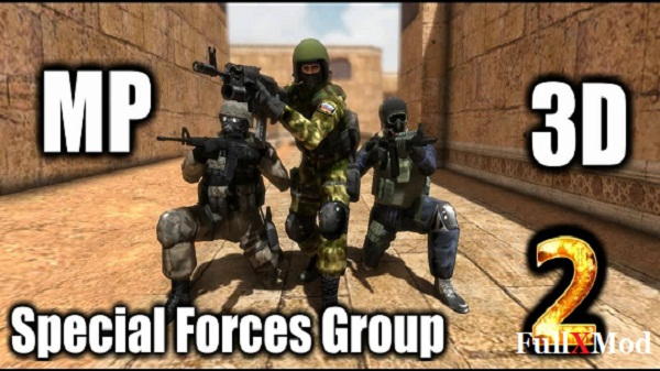 Games Info Name: Special Forces Group 2 Versi: 2.1 Android: 4.0+ Update: 25 April 2017 Special Forces Group 2 Mod: Unlimited Money Developer: com.ForgeGames.SpecialForcesGroup2 Mode: Online/Offline Game Special Forces Group 2 Apk Special Forces Group 2 Android Special Forces Group 2 Cheats Special Forces Group 2 Hack Download Special Forces Group 2 Apk+Mod for Android