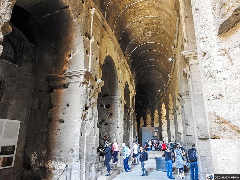 Coliseu de Roma com mamis: como visitar