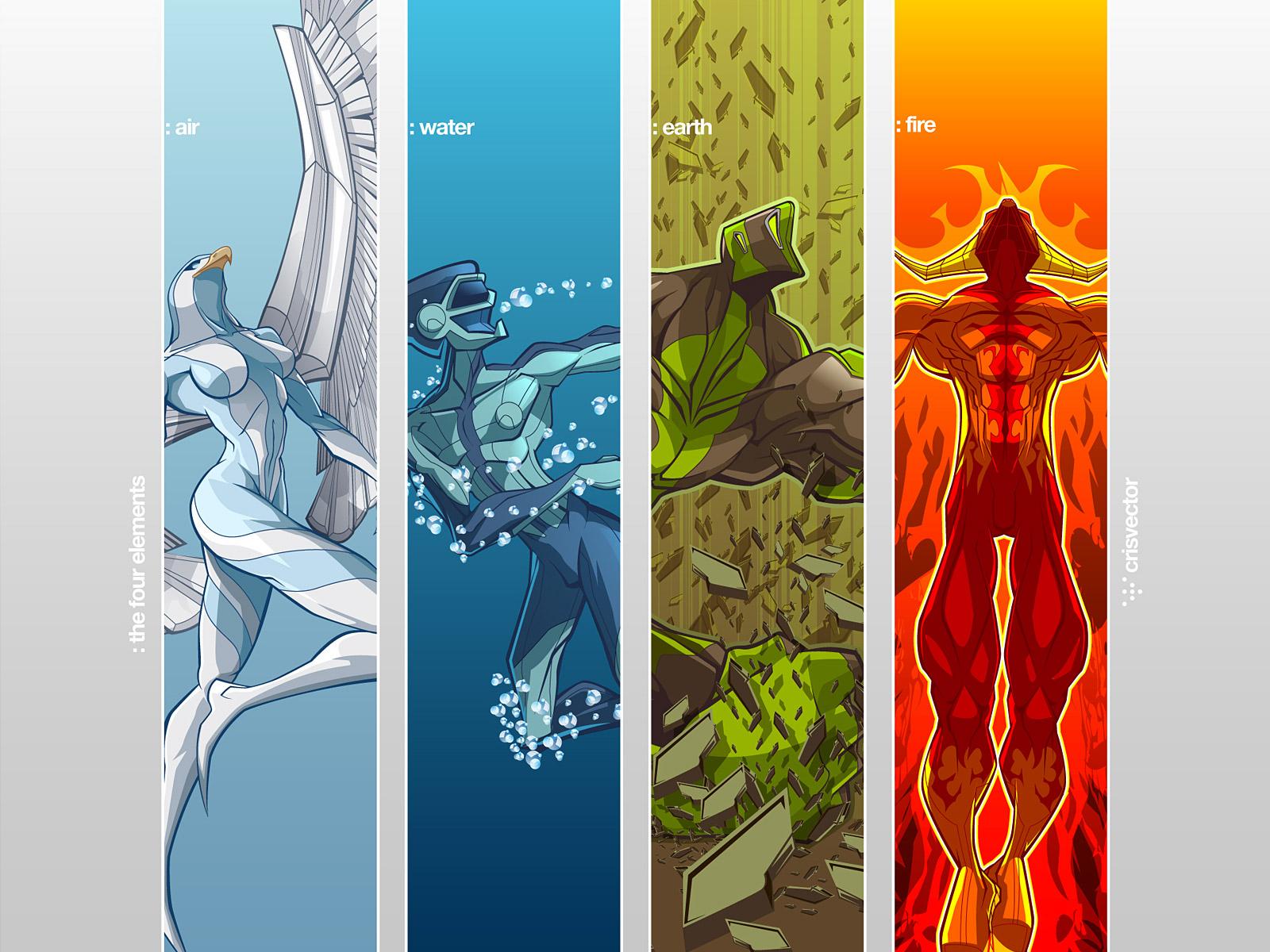 Spirit Musings: Elementals
