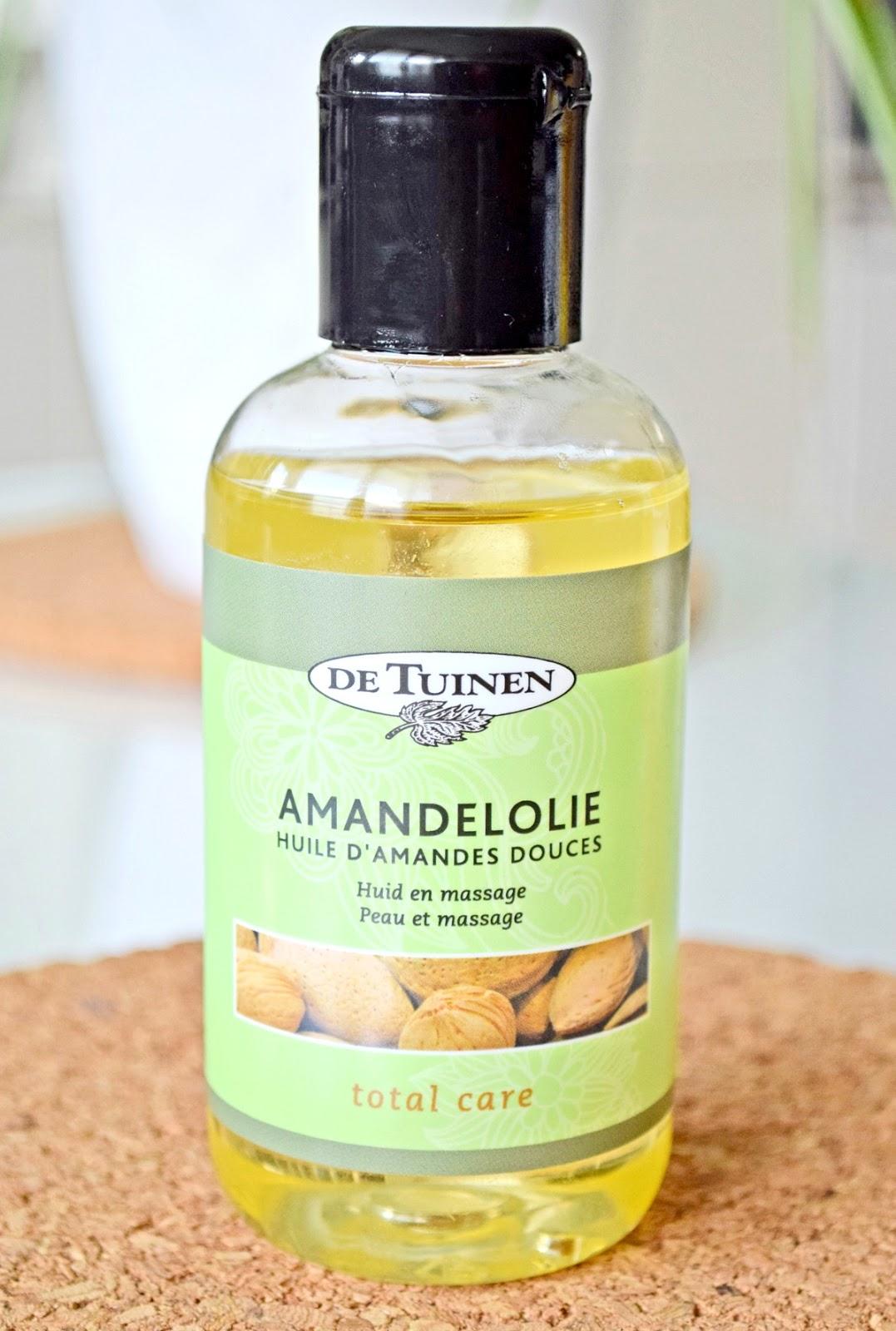 olejek migdałowy do skóry