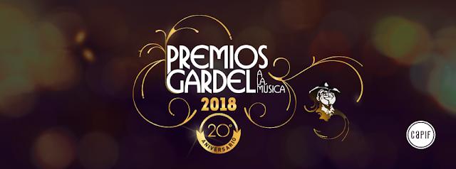 Premios Gardel 2018 Charly García el rockero más nominado.