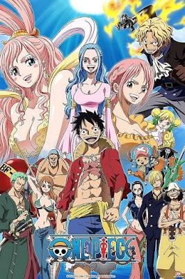 تقرير انمي One Piece (القطعة الواحدة)