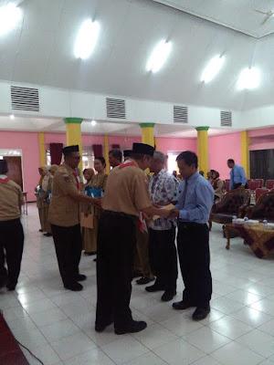 SMP MUTUAL MENDAPAT PENGHARGAAN ADIWIYATA 2018