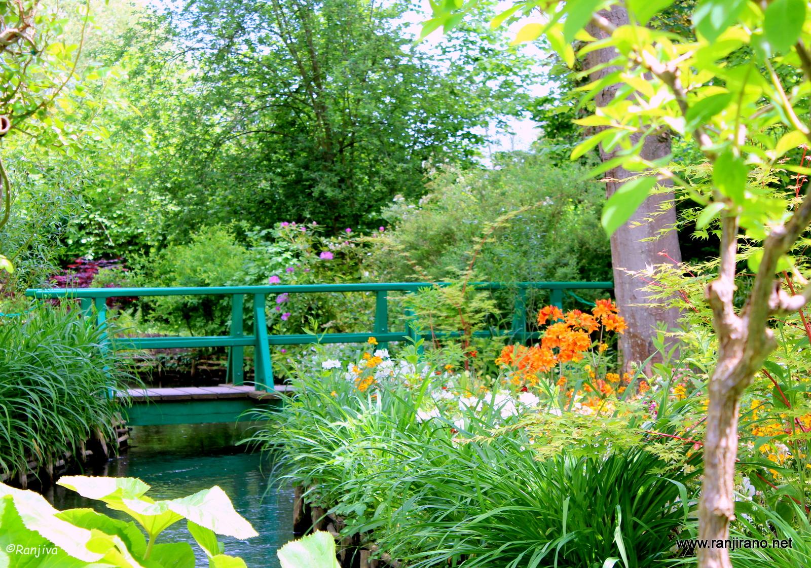 symphonie de couleurs au rythme des saisons dans le jardin de monet giverny paysages et. Black Bedroom Furniture Sets. Home Design Ideas
