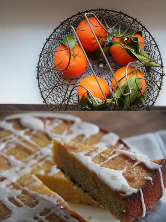 clementine cake I fräulein text