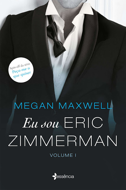 Eu sou Eric Zimmerman Volume 1 - Megan Maxwell