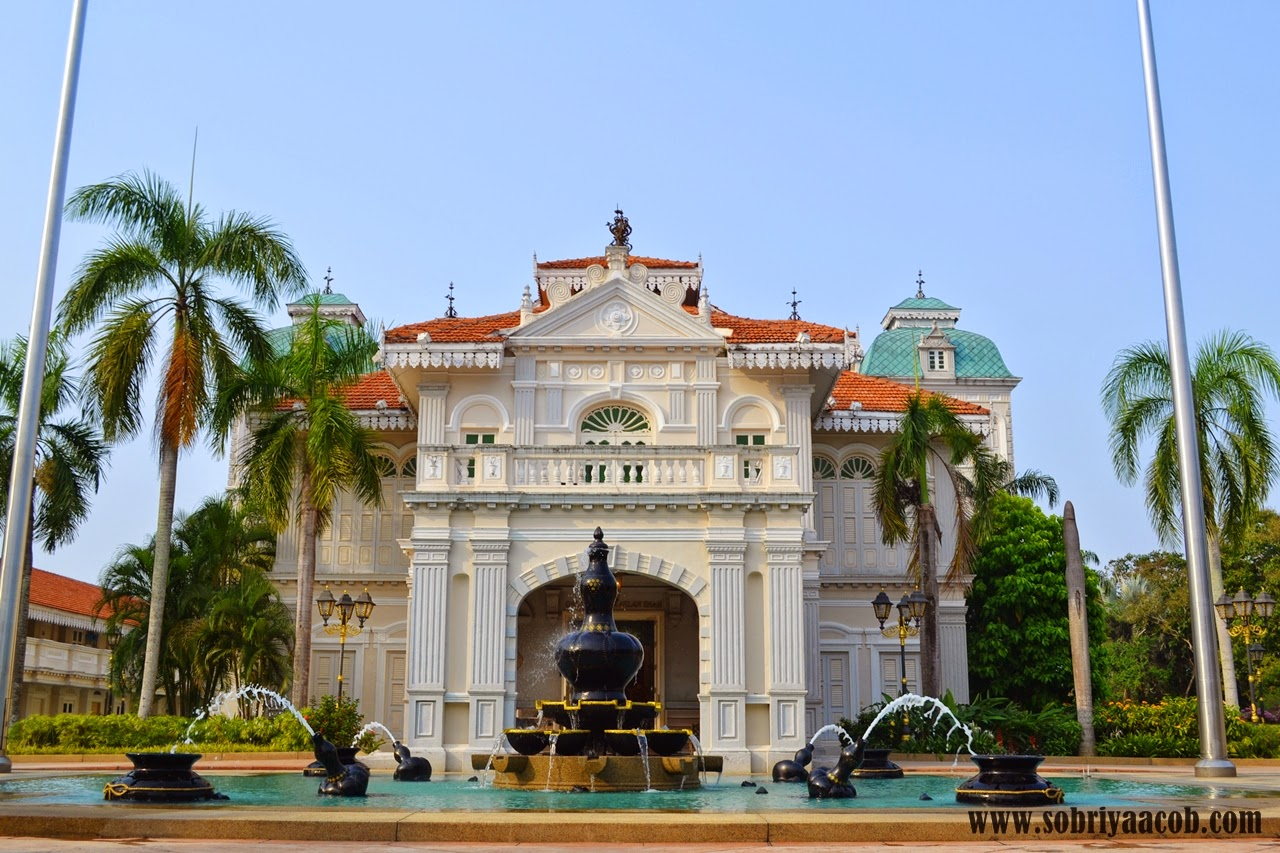 Tempat-tempat menarik di Melaka