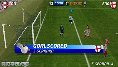 Download World Tour Soccer - Challenge Edition (v2) Europe (M5) Game PSP For Android - www.pollogames.com