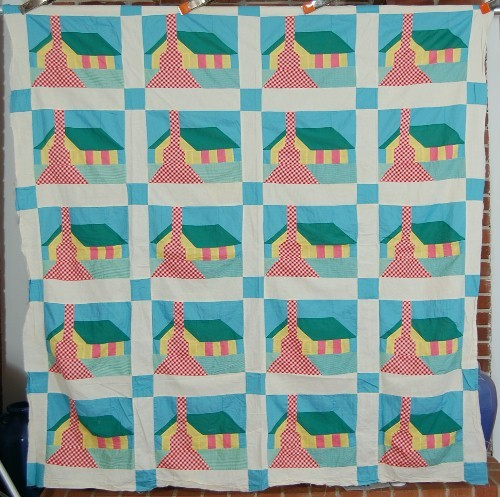 Chester criswell quilt and friends for Front door quilt pattern
