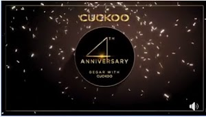 Live Streaming Konsert Gegaran Cuckoo 2018
