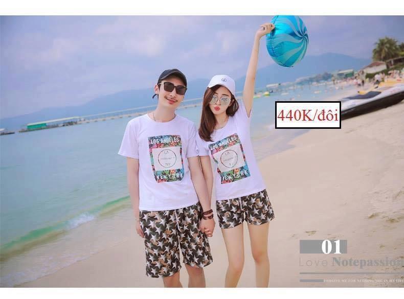 Cua hang do di bien o Ung Hoa