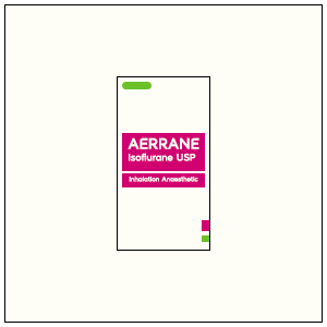 Aerrane : Isoflurane USP, Inhalation Anaesthetic