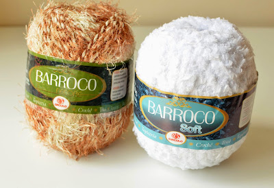 Design yarn Barocco by Circulo (Brazil)