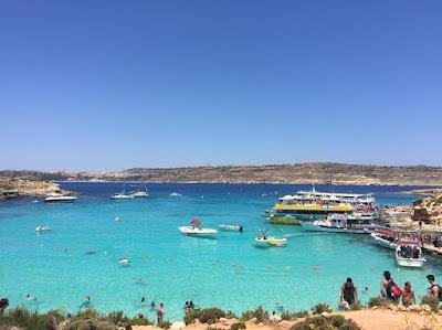 Comino island malta#