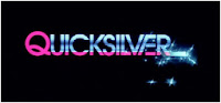 The picture above is a movie title image for the film Quicksilver