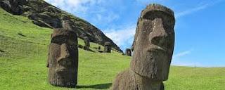 Voyage et aventures sur l'île de Pâques