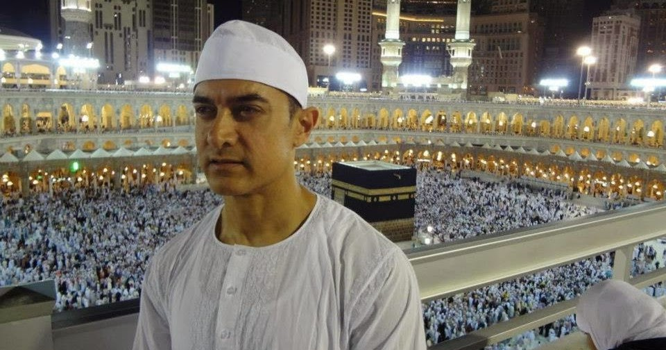 Imran Khan On Hajj 2014 Recent Captured Pictures From His