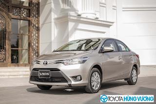 So sánh Toyota Vios với Ford Fiesta 3