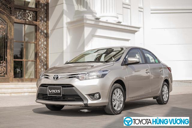 So sánh Toyota Vios với Suzuki Ciaz ảnh 2
